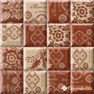 Pillow Red (12 видов рисунка) 15*15 — плитка настенная