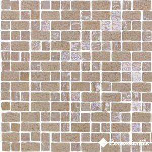 Raku Mosaico Spaccatella Copper 30.5*30.5 — мозаика