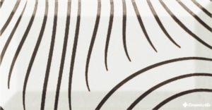 Istanbul White Metal (36 видов рисунка) 7.5*15 — плитка настенная