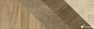 Donna Moda Decore Mix (8 видов рисунка) 25*80 — плитка настенная