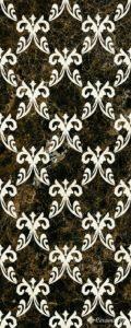 Decor Versailles Emperador 28*70 — плитка настенная