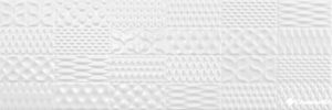 Sinan Decor White Brillo 30*90 — плитка настенная