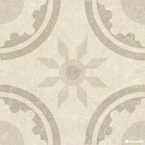 Decor Rim Ivory 20*20 — керамогранит