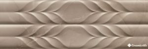 Passion Twin Taupe 30*90 — плитка настенная