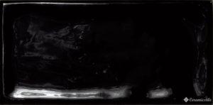 Alfaro Negro Brillo 7.5*15 — плитка настенная