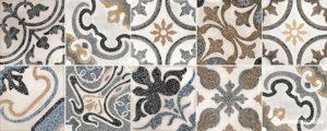 Palazzo Color Decor 25*25 — керамогранит