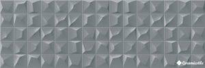 Cromatica Kleber Antracite 25*75 — плитка настенная