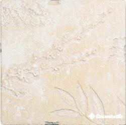 fosiles beige 10×10 декор
