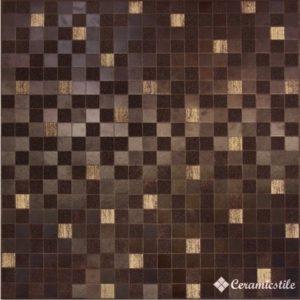 decor chess marron 50×50 — декор