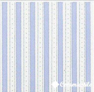 colonial righe bleu fondo 20*20 — плитка настенная