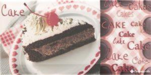 DECOR CAKE 10*20 — декор