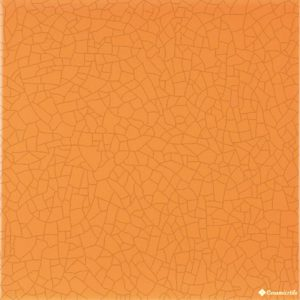CATALONIA CRAQUELE ORANGE 20*20-стена