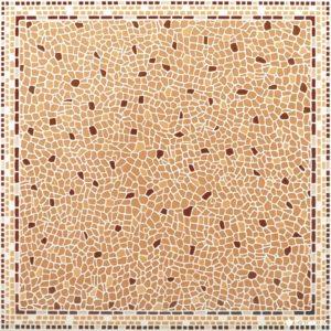 Gaudi Marron 50*50 — плитка напольная