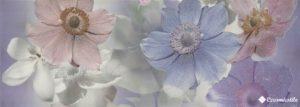 Creation Violet Flor 1 (Rect) 90*31.6 — декор
