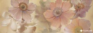 Creation Brown Flor 1 (Rect) 90*31.6 — декор