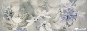Creation Black Flor 2 (Rect) 90*31.6 — декор