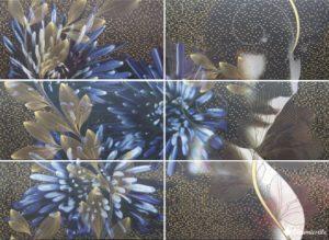 Mural Rocio (комплект 6 пл.) 100*75 — панно
