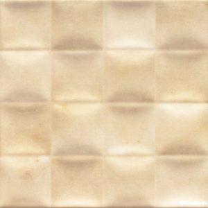 Volumen Agora Beige-Ocre 20*20 — плитка настенная