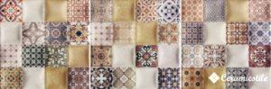Volumen Milano Decor (3 вида) 20*20 — плитка настенная