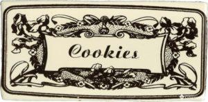 Decor Devon Cookies Bone 7.5*15 — декор