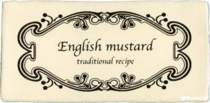 Decor Devon Mustard Bone 7.5*15 — декор