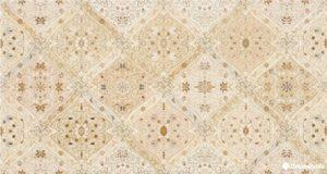 Azahara Beige Decor-3 31.6*59.3 — плитка настенная