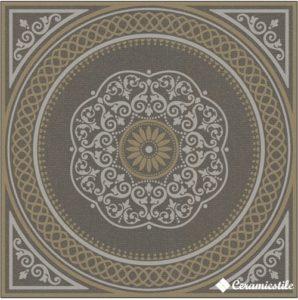 Deco Noir 44.6*44.6 — декор