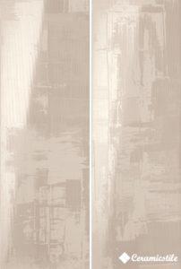 Dec. Abstract Vaniglia Lucido (компл. 2 шт.) 64.2*96.3 — декор