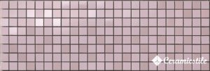 Mos. Richesse Rose Lustro 20*60 — мозаика