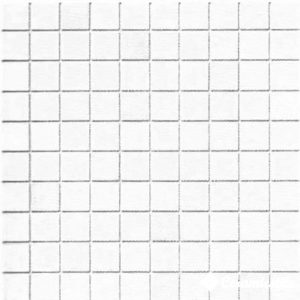 Mosaico SU Rete Bianco (3*3) 31.5*31.5 — мозаика
