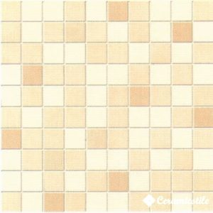 Mosaico SU Rete Avori/Beige (3*3) 31.5*31.5 — мозаика