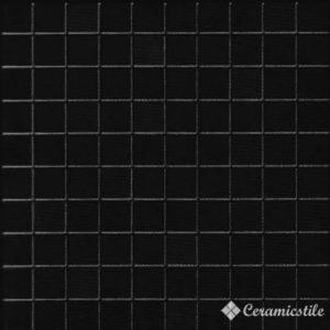 Mosaico SU Rete Nero (3*3) 31.5*31.5 — мозаика