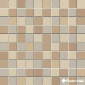 Mosaico Mix Bisquit (3*3) 31.5*31.5 — мозаика