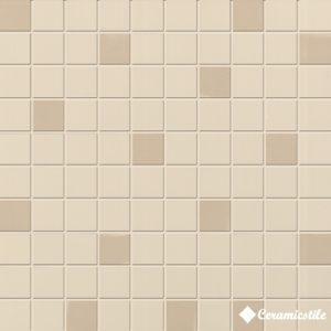 Mosaico Cream (3*3) 31.5*31.5 — мозаика