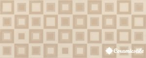 Dec. Room Cream 20*50 — декор
