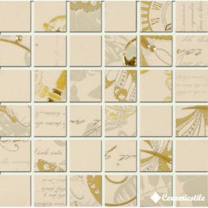 Mos. Carillon Cream (компл. 6 шт.) 15*15 — мозаика