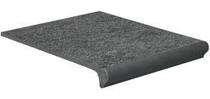 Scal. Percorsi Quartz Black Strut 30*33 — ступень