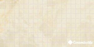 Rev. Onice Deluxe Pre-Corte Mosaico 22.5*45 — плитка настенная
