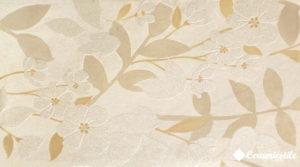 250a1c fleurs beige perla 25×45