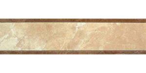 cenefa dorian 1 lineal pulido 9,5×38,8 бордюр