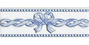 lifia fiocco bleu alto list. 6,5×20