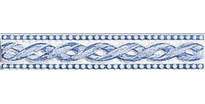 lifib fiocco bleu basso list. 3,5×20