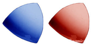 angulo cubrecanto 5×5 — azul, melado