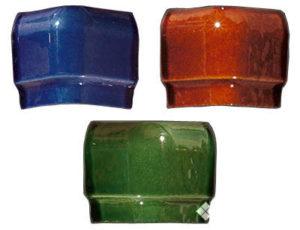 5x5x5 enlace 2mp+1e — azul, melado, verde