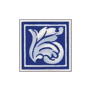 taco eslida 4,8×4,8 (*) azul cristal