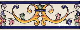 cenefa 732 cb 7,5×20 — iris