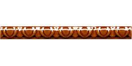cordon barroco melado 2×20
