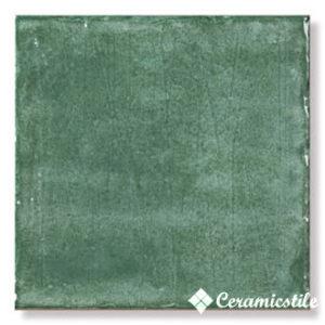 antic verde 15×15 — плитка стена