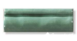 moldura antic verde 5×15 — бордюр
