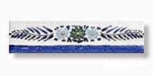 moldura campanella blu 5×20 — бордюр